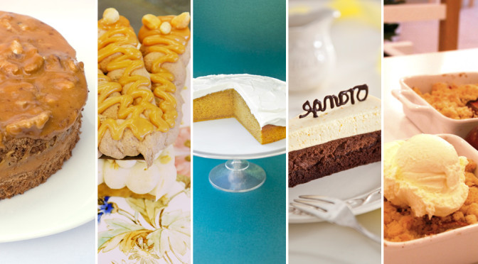 Top Five Cakes in Zagreb