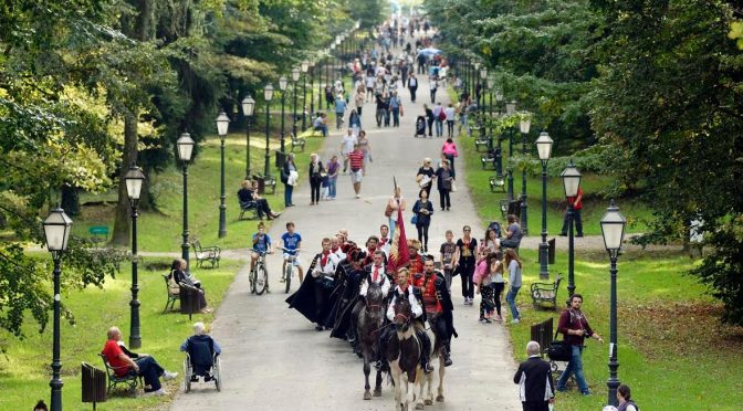 Parks in Zagreb