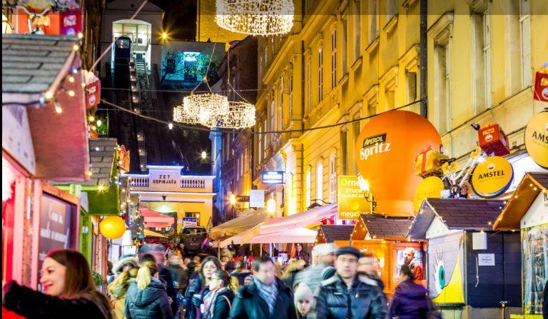 Advent in Zagreb 2016./17.