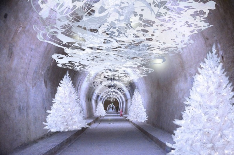 Grič tunnel transformed