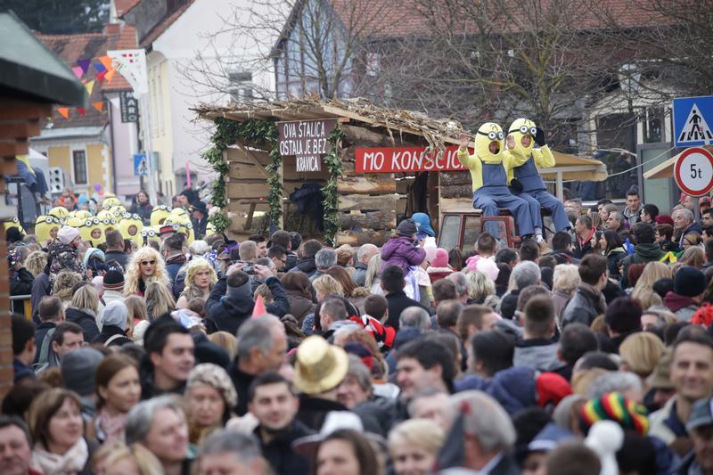 Carnival in Samobor